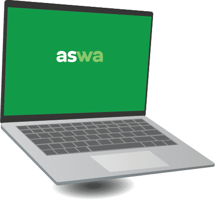 laptop aswa